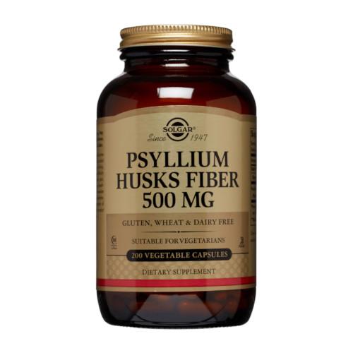 Solgar Psyllium Husks Fiber 500mg