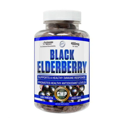 Hi-Tech Pharmaceuticals Black Elderberry Extract