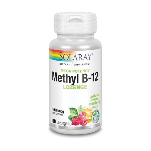 Solaray Methyl B-12 Lozenge