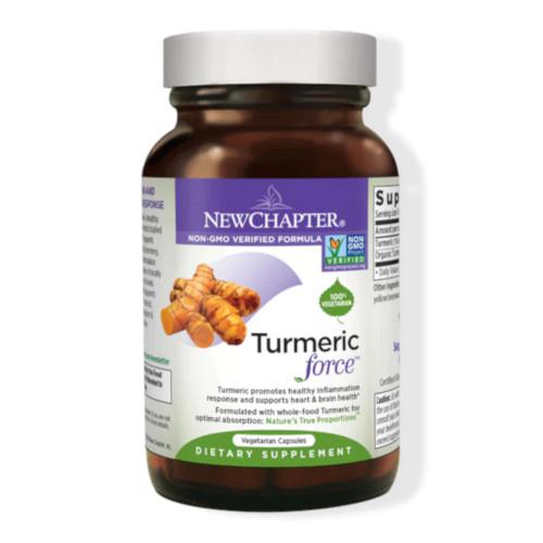 New Chapter Turmeric Force Vegetarian Capsules