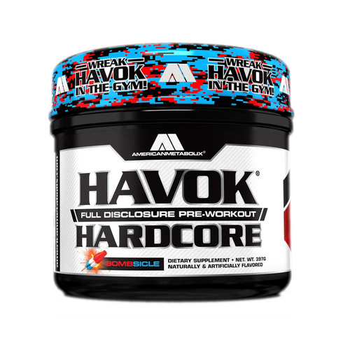 American Metabolix Havok Harcore