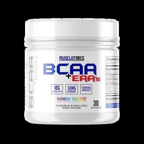 MuscleForce BCAA + EAA