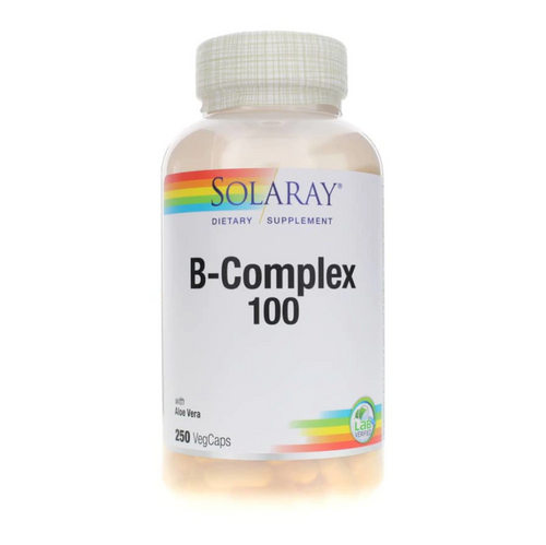 Solaray B-Complex 100 mg