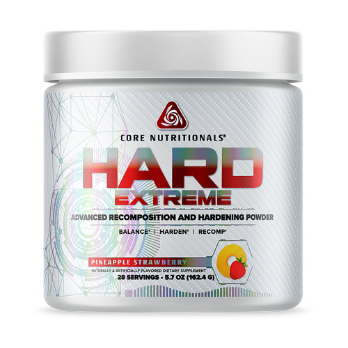 Core Nutritionals HARD Extreme Powder