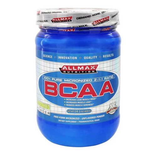 ALLMAX Nutrition BCAA Instantized 2:1:1 Ratio