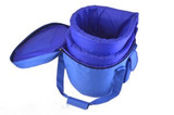 Crystal Singing Bowl Carrying Case - Blue
