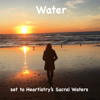 Water Meditation set to Heartistry's Sacral Waters Track