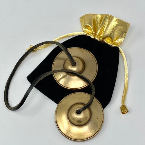 Classic Meditation Tibetan Gong Tingsha Cymbals