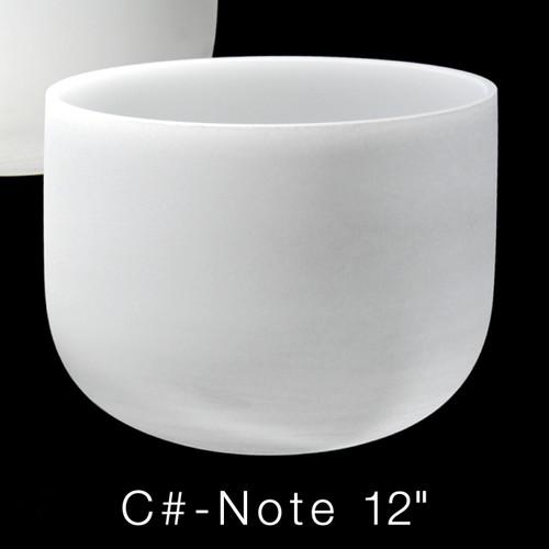 Crystal Singing Bowl,  C#