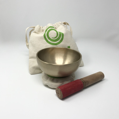 "Bronze Singing Bowls Zen Therapeutic 300 Series 4.75"""
