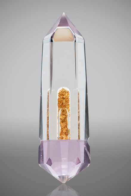 Custom Cut Crystals by Lawrence Stoller