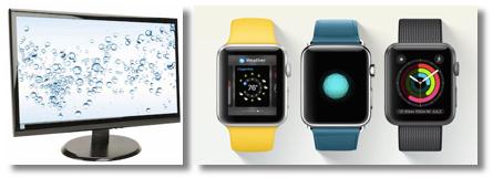 Vogel & LCD Displays
