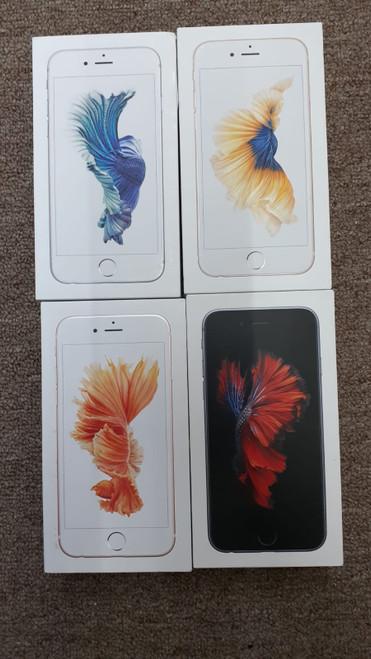 iPhone 6s Empty Box