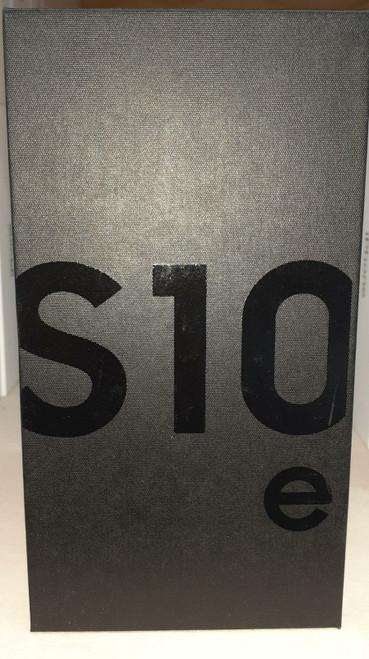 Empty Box Only Samsung S10e Original