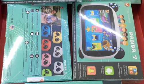 MaxWest Panda 7 (New) 7inch tablet, Wifi (Yellow)