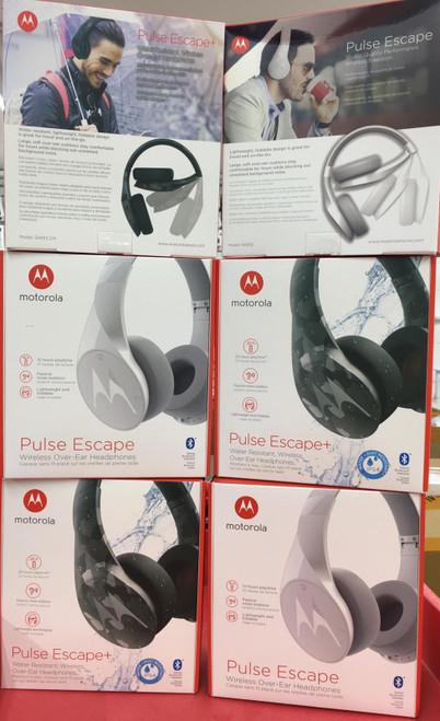 Motorola Pulse Escape Bluetooth Headphone