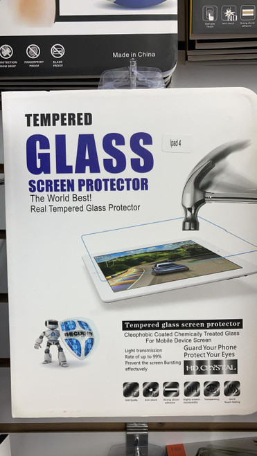 Tempered Glass for iPad 4