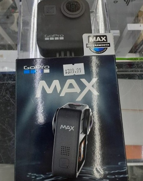 Go Pro Max Live Streaming Camera