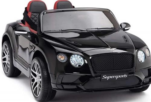 Bentley Continental Supersport kids Car - Black