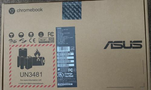 ASUS CHROME BOOK C202X