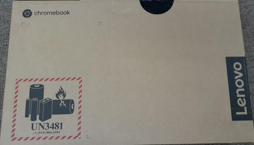 "Lenovo Chromebook 13.3"""
