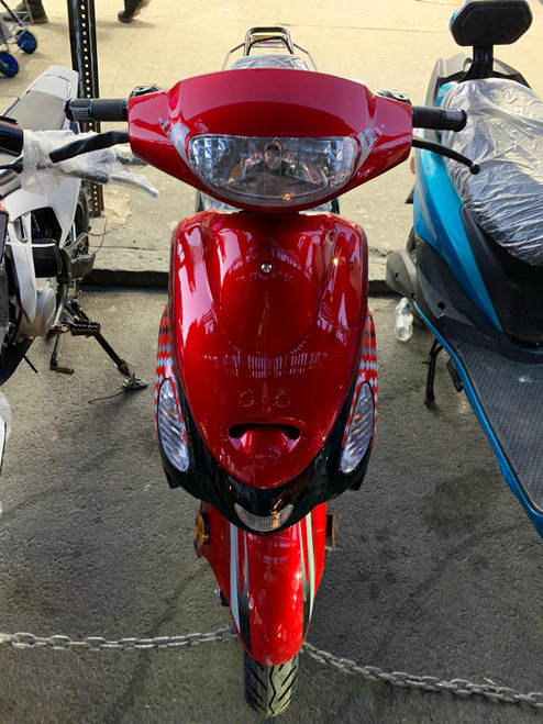 Solana 50cc Scooter (Red) New