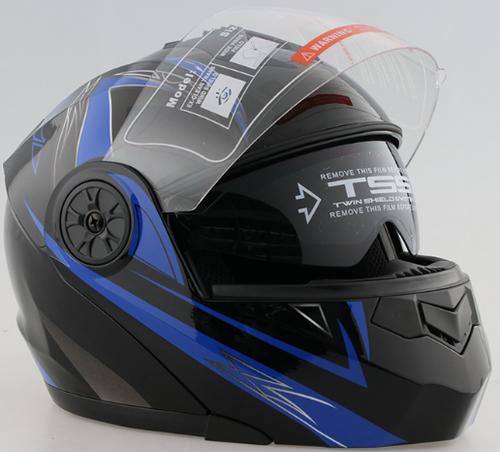 Helmets - New Black/Blue