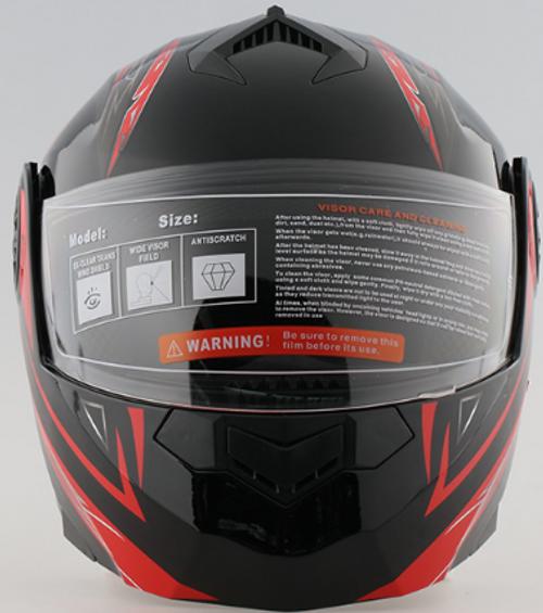 Helmets - New Black/Red