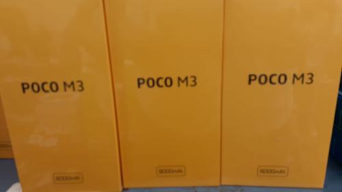 Xiaomi Poco M3 64GB, 4G Lte New