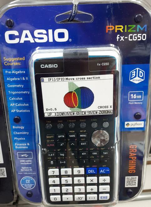 Casio Calculator PRIZM FX-C650 New