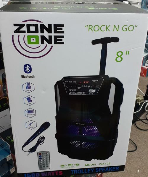 Rock N Go 8inch Bluethooth Speaker New