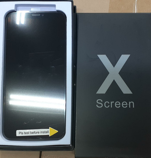 LCD iPhone  X
