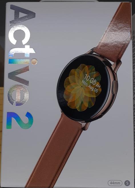 Samsung Watch Active 2 44mm New - Gold