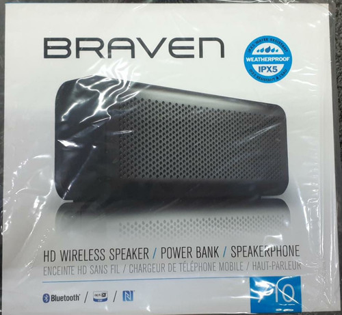 Braven 710 Speakers