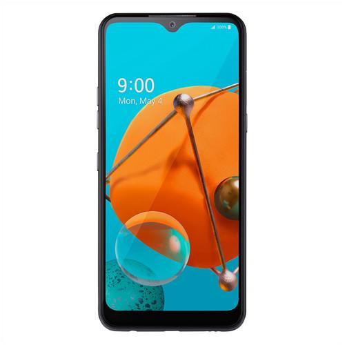 """LG K51 32GB, 4G LTE, 6.5"""" Screen, Brand New, Boost Unlocked - Titan Gray"""