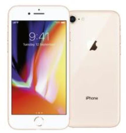 Iphone 8 64GB (B Grade)Unlocked (Gold) Handset Only