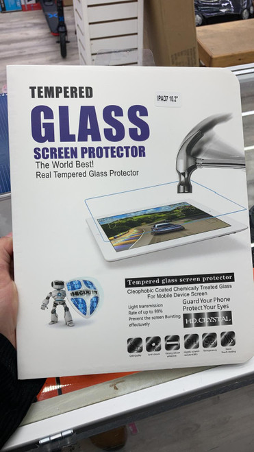 Tempered Glass for iPad 7th Generation 10.2
