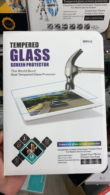Tempered Glass for iPad Mini 5