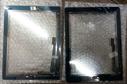 Digitizer/Touch with Home button iPad 3 and 4