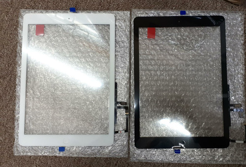 Digitizer/Touch with Home button iPad 5