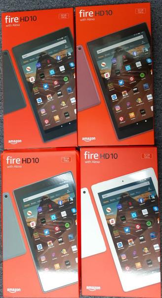 Amazon Fire HD 10 32GB wifi Tablet -Plum