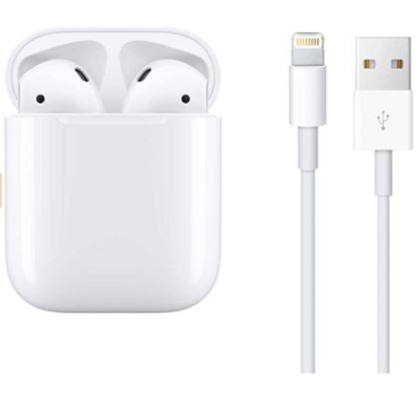 Apple Airpod 2 White  Wired Charging Case