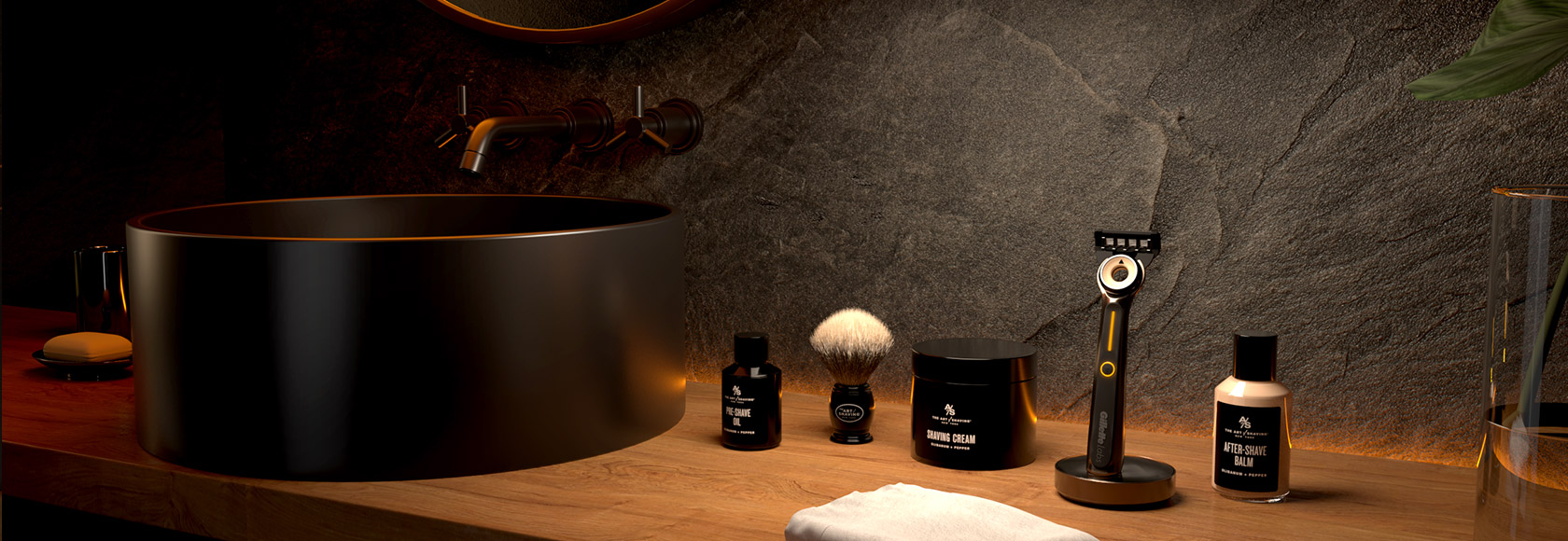 Experience The Perfect Shave The Art Of Shaving