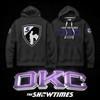 OKC Hoodie - Black XS ONLY