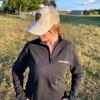 Stone Leather Trucker - Shield Cap