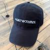 Classic Showtimes Cap - Black