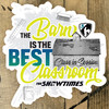 The Barn is the Best Classroom - Sticker