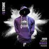 Denver Purple Goat - Hoodie