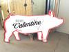 Hog - Valentine Cutout