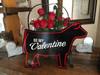Steer - Valentine Cutout
